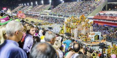 Desfile de escuela de samba